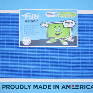 washable filter made in america