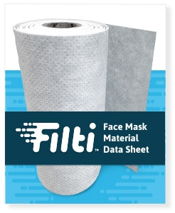 photo of Filiti mask insert