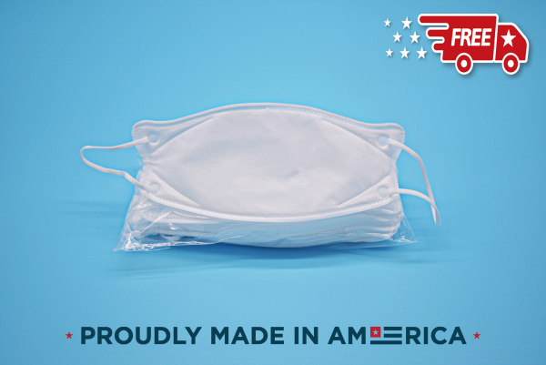 nf95 respirator made in america