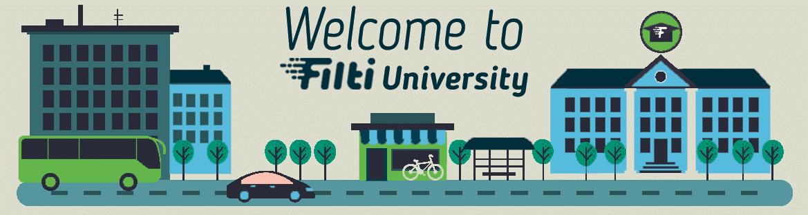 filti university banner