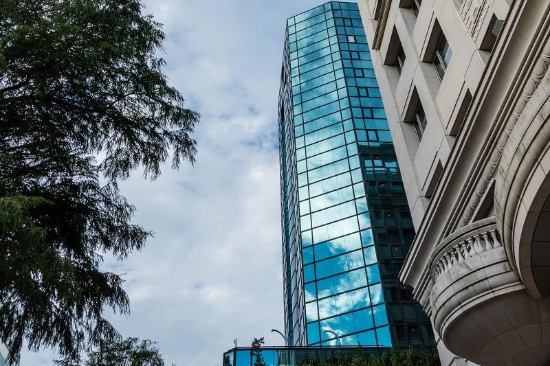 commercial building filtration